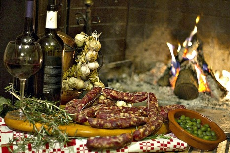 The Queen of the Sausages is Made in Le Marche | Le Marche and Food | Scoop.it
