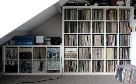 Les fans de vinyles pleurent la mort d'un meuble Ikea | Music Industry News | Scoop.it