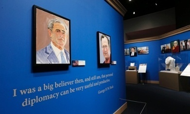 George W Bush's portraits of world leaders: art that tells us nothing at all | Archivance - Miscellanées | Scoop.it