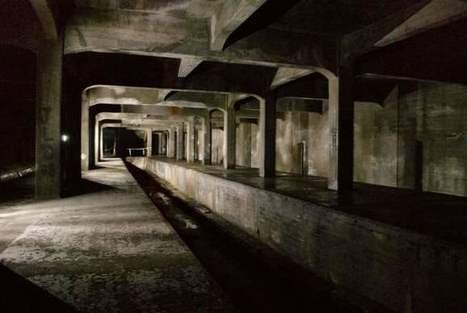 Unbelievable Pictures Of Cincinnati's Abandoned 'Ghost' Subway System - Gleems | Modern Ruins, Decay and Urban Exploration | Scoop.it