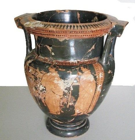 UIB Bulgarian Police Recover Looted Krater | LVDVS CHIRONIS 3.0 | Scoop.it