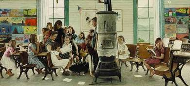 Farewell Rockwells: Seven works by Norman Rockwell will go under the hammer at Sotheby's in December | The Independent | Kiosque du monde : Amériques | Scoop.it