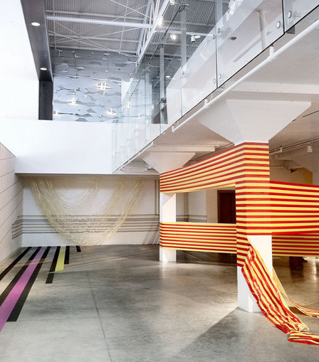 Rebecca Ward: thickly sliced | CAM Raleigh | Contemporary Installation Artists | Scoop.it