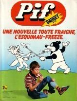 Pif-Collection - Tout l'univers de Pif sur le web - n°277 - L'esquimau-freeze   UnPeuDeToutNet   Scoop.it