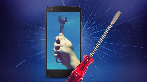 The Most Common Smartphone Repairs You Can Do Yourself | Social Media | Scoop.it