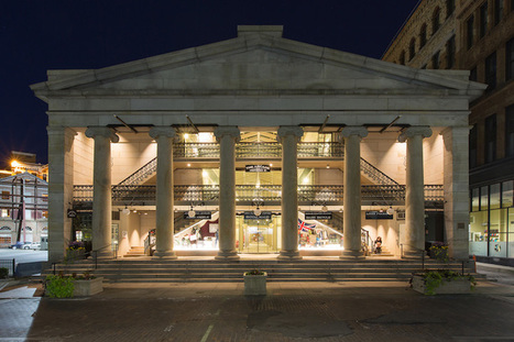 America's Oldest Mall Now Contains 48 Charming Low-Cost Micro-Apartments   Le It e Amo ✪   Scoop.it