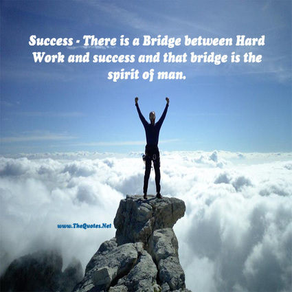 Success Quote - TheQuotes.Net | Motivational | Scoop.it