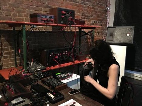 This is what it sounds like when you turn antique telephone switchboards into musical instruments | Algorithmic Music Composition | Scoop.it