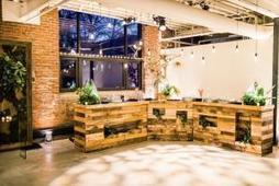 Refined Pallet:  A rustic, three-piece bar made from wood pallets is now available to rent in the Washington area from...   Weddings, Events and Catering   Scoop.it