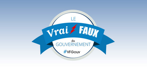 [Version Officielle] Le VRAI/FAUX  du Gouvernement sur le PJLRenseignement | Machines Pensantes | Scoop.it