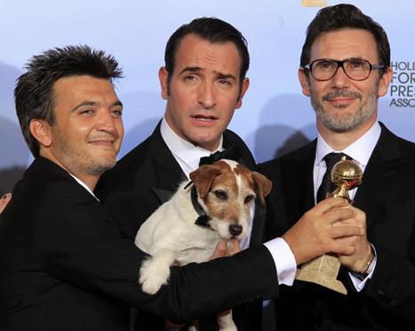 Les Inrocks : The Artist, Homeland... La nouveauté récompensée aux Golden Globes 2012 | I love cinema | Scoop.it