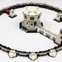 LEGO Particle Accelerator | JK Brickworks | Heron | Scoop.it