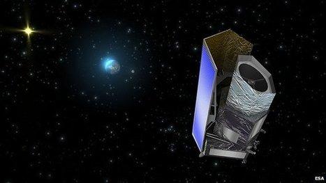Ένα διαστημικό τηλεσκόπιο, το Ευκλείδης, θα ερευνήσει το σκοτεινό σύμπαν | physics4u | Scoop.it