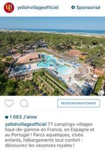 La publicité sur Instagram - Etourisme.info | Le tourisme pour les pros | Scoop.it