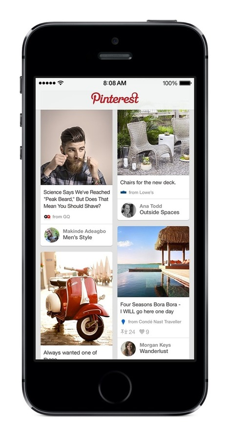 Here's How Pinterest's Soon-To-Come 'Buy' Button Will Work | MarketingHits | Scoop.it