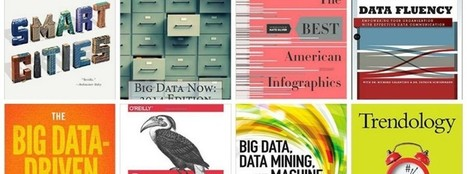 Top 14 Big Data Books of 2014 | Innovate | Scoop.it