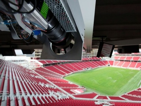 Super Bowl Sunday was all about Technology for Fans at Levi's Stadium | Technology in Business Today | Scoop.it