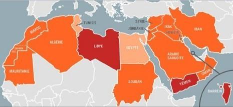 """""""Le plan américain de """"Grand Moyen-Orient"""" bat de l'aile"""" (Robert Bibeau)   Égypt-actus   Scoop.it"""