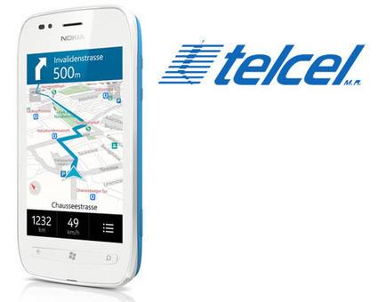 Nokia Lumia 710 en Mexico: Telcel, Movistar y Unefon, 2012, Celulares Nokia   Saber diario de el mundo   Scoop.it