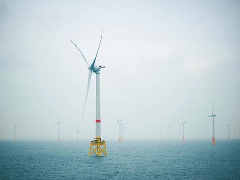 Belgium Claims World's Largest Offshore Wind Turbine - IEEE Spectrum | UK Offshore Wind | Scoop.it