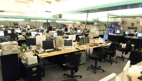 Libération n'en finit plus de s'effondrer | Le monde des médias | Scoop.it