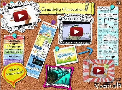 A Thinglink and Glogster Mashup: Google, Creativity, and Digital Citizenship Resources | Shake Up Learning | ESL | Scoop.it