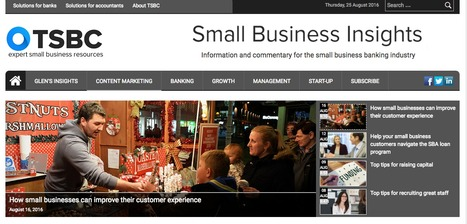 The Small Business Company | Showcase of custom topics | Scoop.it