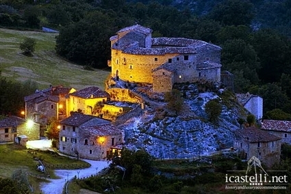Castel di Luco, Acquasanta Terme: Live the history in Le Marche | Le Marche Properties and Accommodation | Scoop.it