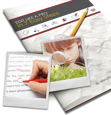 Xlibris FREE Editing Guide | Xlibris Self Publishing | Scoop.it