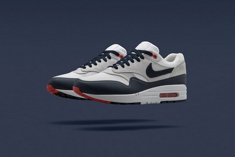 Introducing the Nike Air Max 1 Patch OG | #Design | Scoop.it