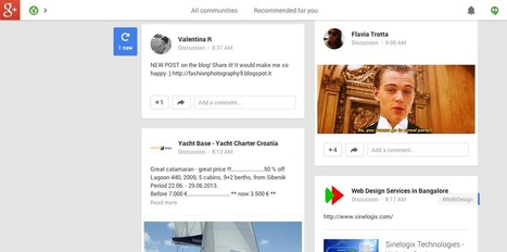 How to Network on Google+   【ツ】Hubze Core   Digital Communication and Innovations   Scoop.it