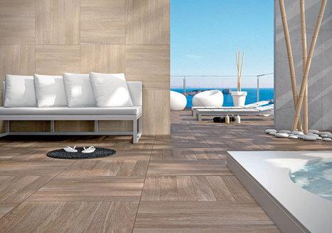 L'outdoor le règne des matériaux | DecoDesign | Scoop.it