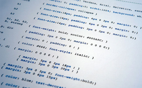 15 Best CSS Practices to Make Your Life Easier   Learning Web Design   Scoop.it