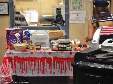 Vancouver Career College Halloween Theme in Surrey, BC | Events at Vancouver Career College | Scoop.it