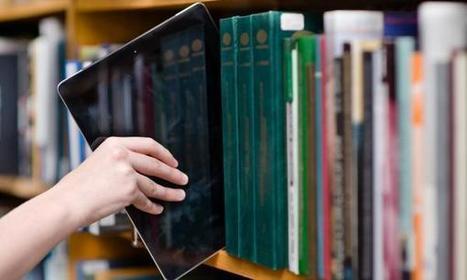Évolution des bibliothèques à l'heure du numérique : un exemple en Wallonie | Lettres Numériques | BiblioLivre | Scoop.it