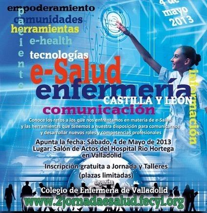 II Jornada eSalud en Enfermería de Castilla y León | eSalud Social Media | Scoop.it