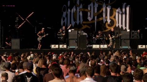 Sick Of It All – Machete – Live (Cabaret Vert 2013) | Sourdoreille | News musique | Scoop.it