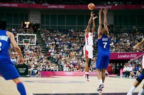 Le basket, c'est chouette! | So What? Votre magazine féminin en ligne | Veille sport féminin | Scoop.it