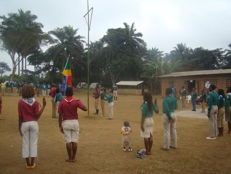 Sibiti : les scouts et guides du Congo apprennent le leadership   Scouting around the world   Scoop.it