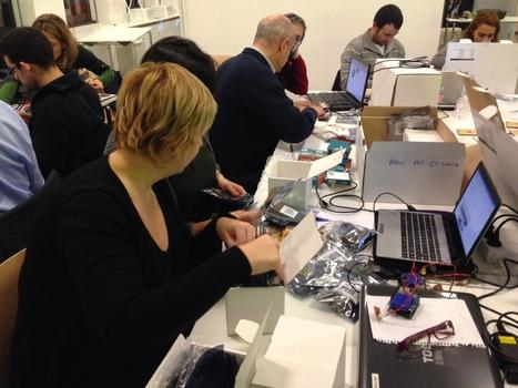 Arduino y Processing en las aulas de Madrid | Impresora 3D y Educación | Scoop.it