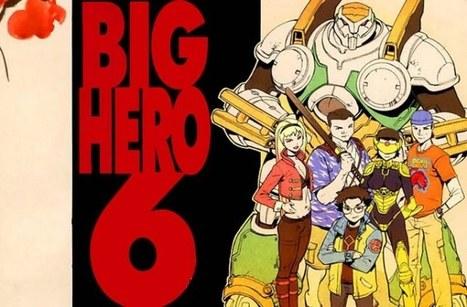 Big Hero 6 Games: How were the games inspired : | Big Hero 6 Games | Scoop.it