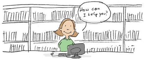 El papel de la biblioteca en el acceso abierto: de la gestión de los resultados de la investigación a la gestión de los datos (RDM) | Educación a Distancia y TIC | Scoop.it