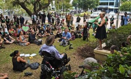 Australians rally for climate, including at G20 talks   Sustain Our Earth   Scoop.it