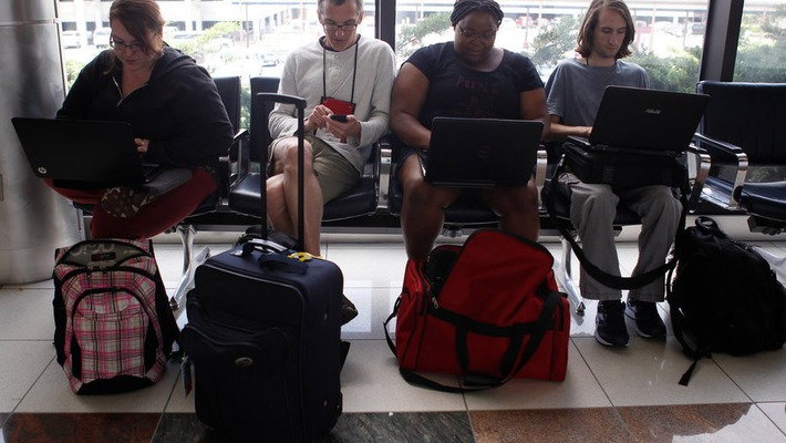 More Airports Adopt Free Wi-Fi | Travel Retail | Scoop.it