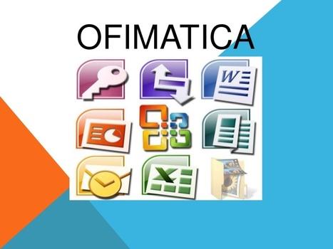 HERRAMIENTAS OFIMATICAS | PRINCIPALES HERRAMIENTAS INFORMATICAS | Scoop.it