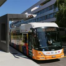 15 secondes pour recharger ce bus électrique   Mobilité   Scoop.it