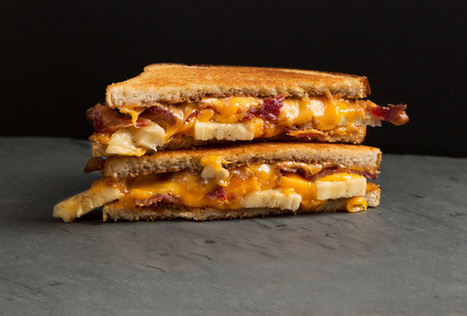 10 Insane Grilled Cheese Recipes Worth Dying For - Huffington Post | What Would Normal People Eat | Scoop.it