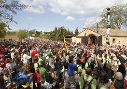 La marxa per Gallecs reuneix 2.500 persones | #territori | Scoop.it