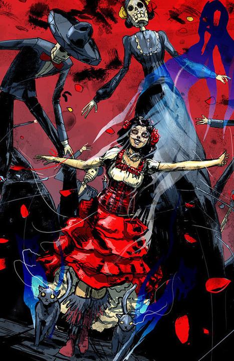 Image Comics celebrará el Dia de Muertos con una antología | Clásicos que no se olvidan... | Scoop.it