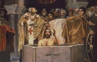Moskva a Kyjev slaví 1000 let od smrti sv. Vladimíra / Christnet.cz | Správy Výveska | Scoop.it